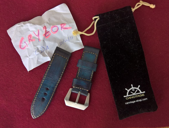 Strap Canotage Anaho 24x24 FAM01